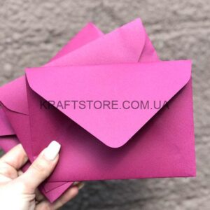Дизайнерские конверты C6